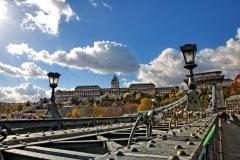 Budapest - Chainbridge