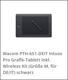 wacom PTH-651