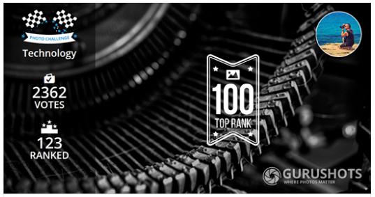 GuruShots - Technology Top 100