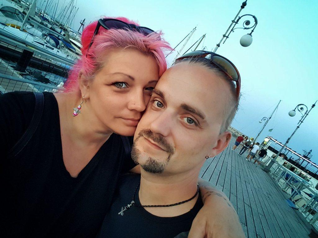 Antje und Chris Finsterer