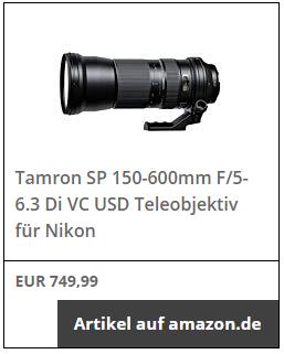 Tamron 150-600