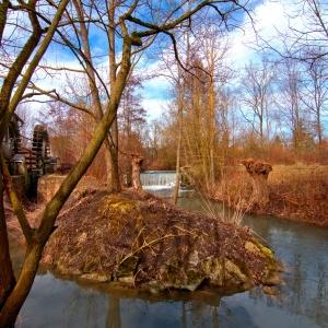 Mühle am Bach